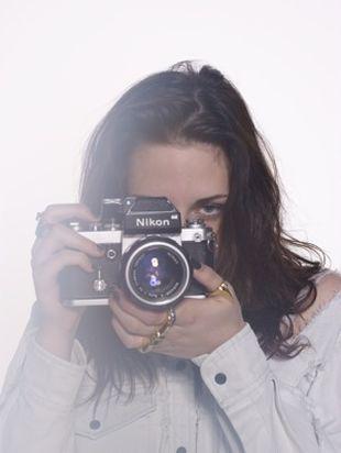 Kristen Stewart w naturalnej sesji