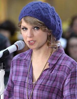 Taylor Swift - w spodniach i sukience (FOTO)