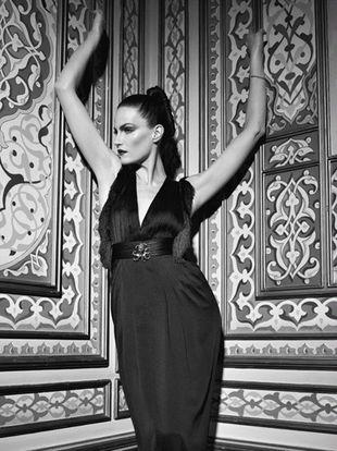 Missy Rayder w tureckim Elle