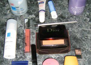 Wasza kosmetyczka - Ania, 22 lata