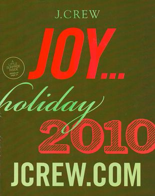 Świąteczny katalog J.Crew (FOTO)