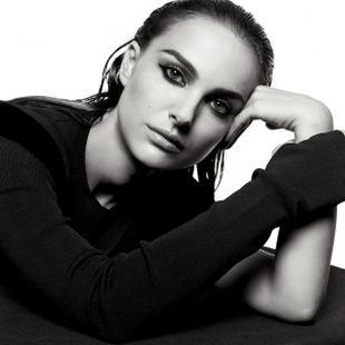 """Tajemnicza Natalie Portman na okładce """"Interview&#8221"""