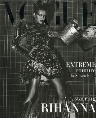 Rihanna na okładce magazynu Vogue
