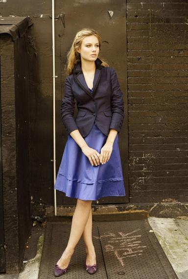 Claudine Khiet - minimalizm w nowej formie?