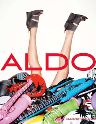 Nowe modele butów od Aldo
