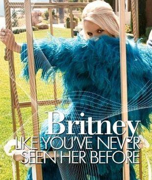 Britney Spears w sesji dla Elle