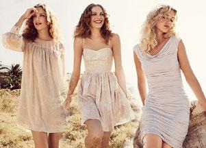H&M - sukienki na wiosnę 2011