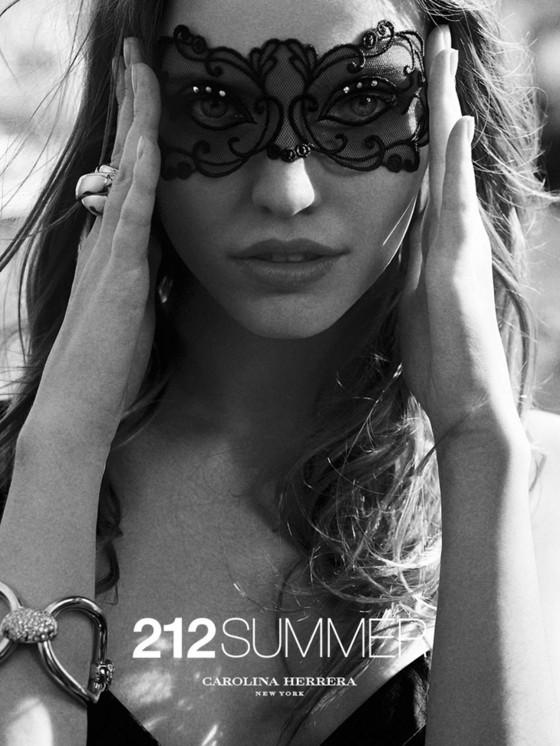 Carolina Herrera kampania lato 2013