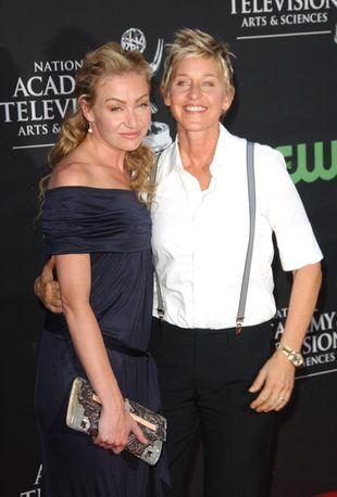 Portia De Rossi odsłoniła ramiona