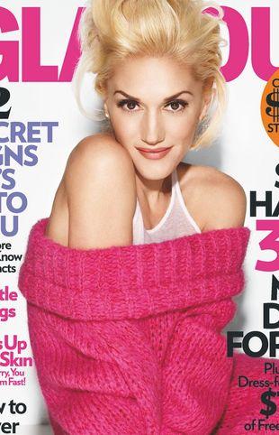 Otulona wełną Gwen Stefani