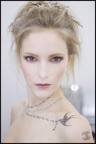 Makijaż według Chanel