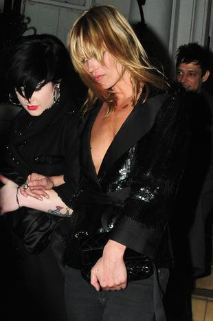 Koniec kariery Kate Moss?