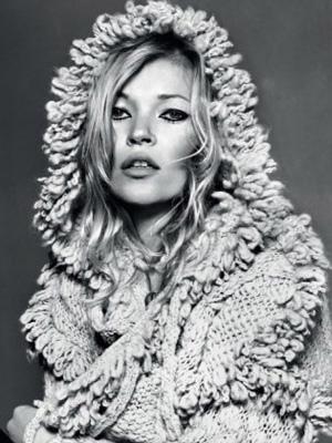 Kate Moss dla TopShop - ostatnia kolekcja!