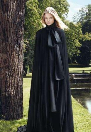 Magdalena Frąckowiak w kampanii Givenchy