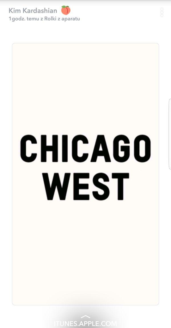 Imię córeczki Kim Kardashian i Kanye Westa zdziwiło nawet nas... (FOTO)