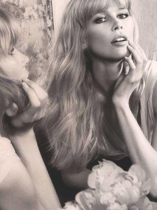 Claudia Schiffer planuje własną kolekcję