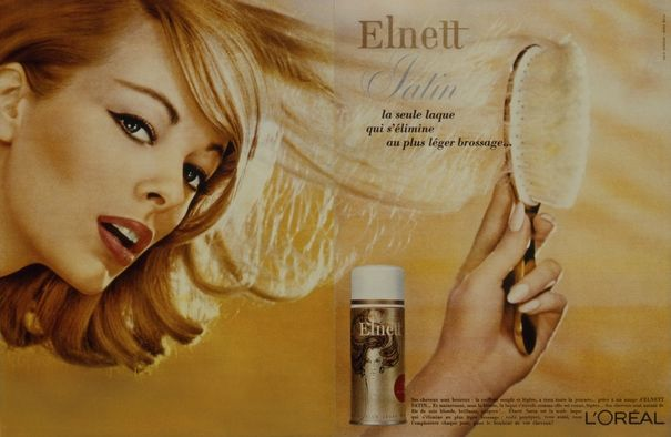 Elnett - kultowy lakier L'Oreal już w Polsce