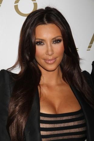 Kim Kardashian nie boi się tego, co poszerza