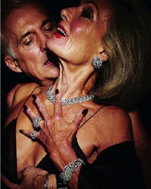 Tom Ford pokazuje miłość starszych ludzi