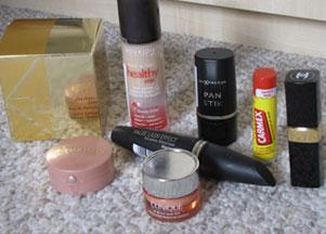 Wasze kosmetyczki: Agnieszka, 26