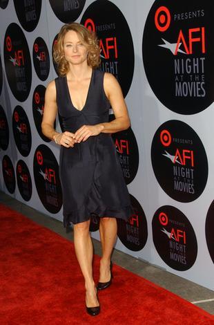 Romantyczna Jodie Foster