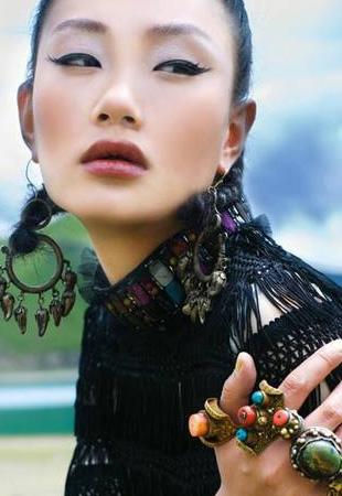 Harper's Bazaar Indonesia odkrywa Tybet