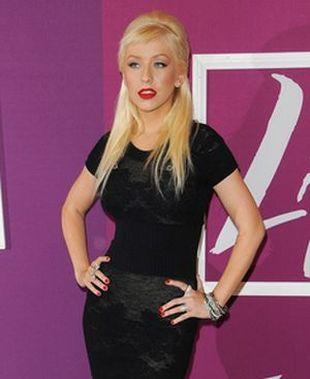 Christina Aguilera w seksownym wydaniu