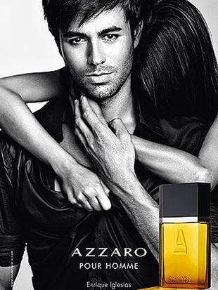 Enrique Iglesias promuje Azzaro Pour Homme