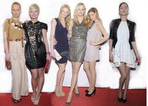Top Modelki na salonach (FOTO)