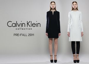 Calvin Klein Pre-Fall 2011 (FOTO)