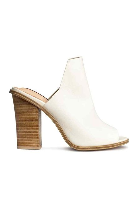 H&M Stylowe buty - Wiosenna kolekcja dodatków (FOTO)