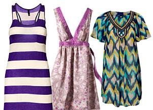 Letnie sukienki H&M