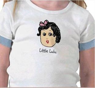 Salma Hayek lubi Litlle Lulu