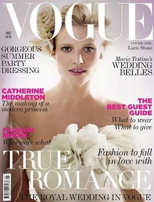 Majowy Vogue UK razy trzy (FOTO)