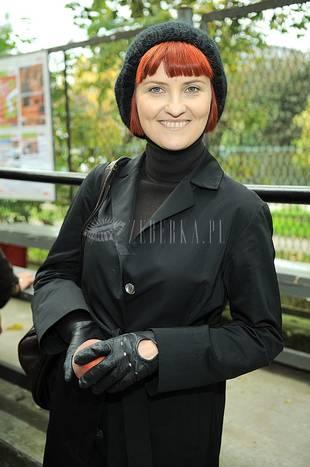 Izabela Kuna na jesień