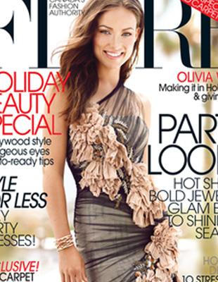 Olivia Wilde -  charakterystyczna piękność?