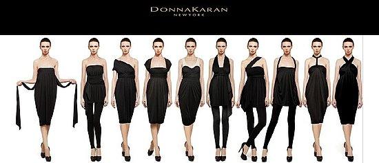 Bardzo uniwersalna sukienka od Donny Karan