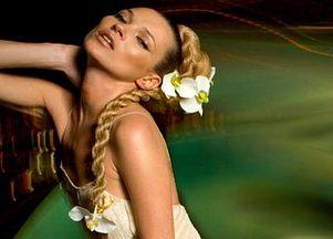 Kate Moss dla Roberto Cavalli