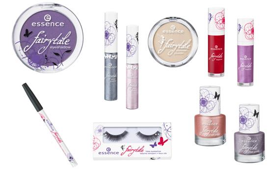 Fairytale - świąteczna kolekcja kosmetyków od Essence