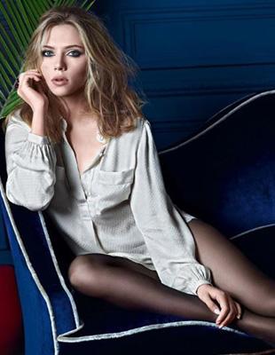 Scarlett Johansson dla Mango - świeże zdjęcia