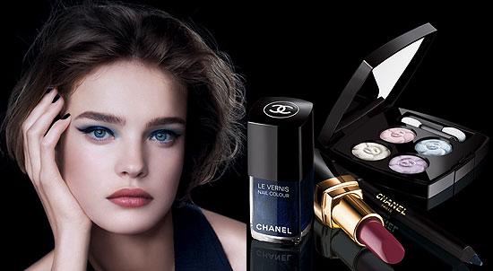 Chanel stawia na błękit