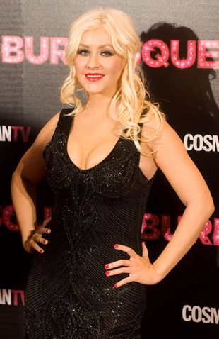 Christina Aguilera w Marchesie (FOTO)