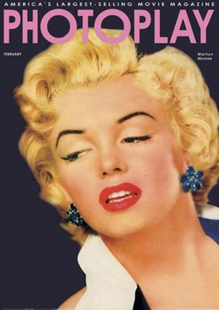Okładki Marilyn Monroe