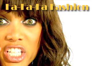 Modowe rady Tyry Banks i André Leona Talleya (VIDEO)
