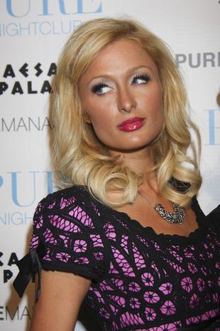 Paris Hilton jak zwykle poprawna