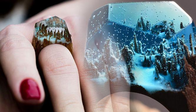 Wow! Te pierścionki po prostu zachwycają... (FOTO)
