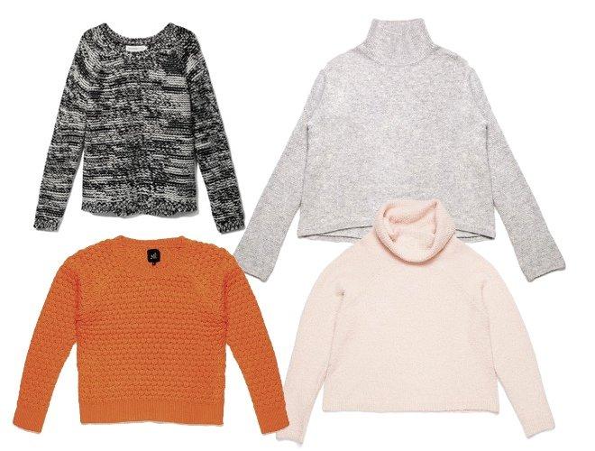 Reserved - swetry na jesień 2014
