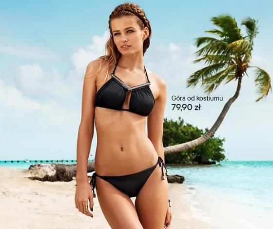 Kostiumy kąpielowe H&M na lato 2013