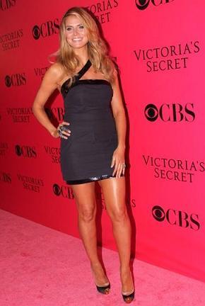 Heidi Klum jest dumna ze swoich krągłości