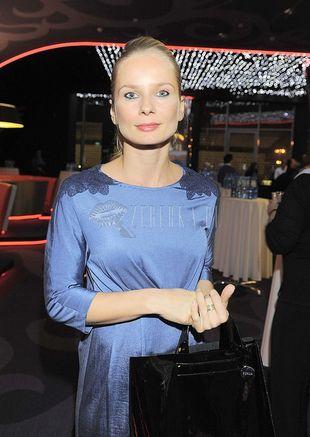 Magdalena Cielecka na zimno